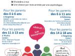Lire la suite de Accompagner les parents