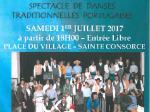 Lire la suite de Spectacle de danses portugaises