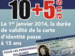 Lire la suite de Carte Nationale d'Identité