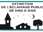 Lire la suite de Extinction nocturne de l'éclairage public