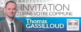 Thomas GASSILLOUD à Sainte-Consorce